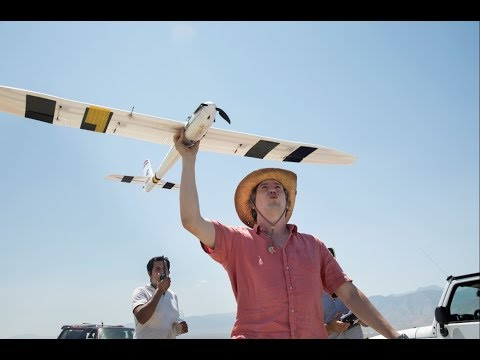 Thumbnail: Science mimics nature: Microsoft researchers test AI-controlled soaring machine