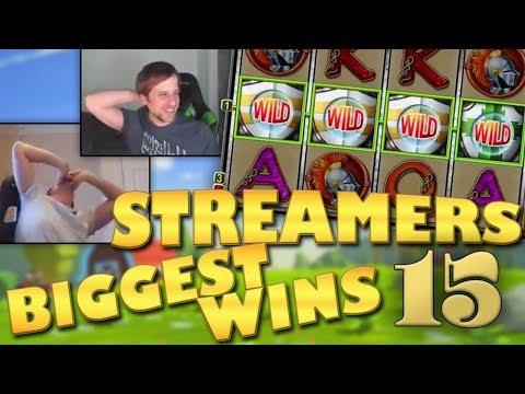 Streamers Biggest Wins – #15 / 2018