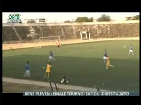 ORTB : Finale tournoi Idrissou S. Affo