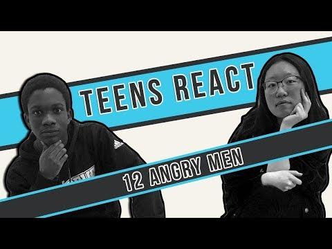 """Teens React to """"12 Angry Men"""""""