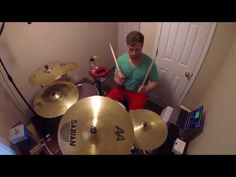 Hoobastank Out Of Control Drum Cover