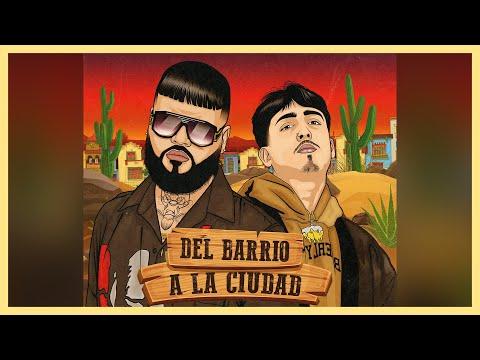 """T3R Elemento y Farruko - """"DEL Barrio A La Ciudad"""" - (Video Con Letras) - DEL Records 2020"""