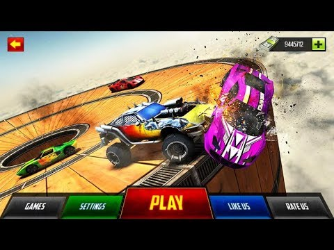 Whirlpool Demolition Car Wars Android Gameplay - 동영상