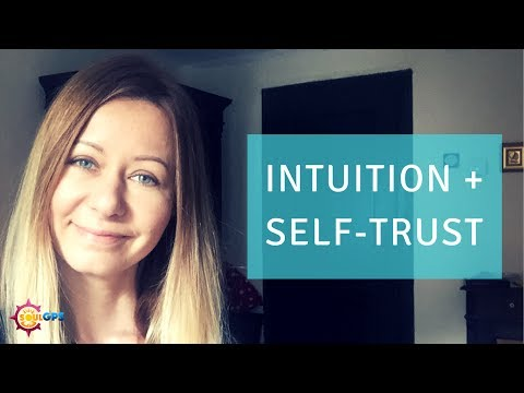How to Get Your Intuition + Self-Trust Back Online After Narc Abuse