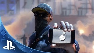 Watch Dogs 2 - E3 2016 Cinematic Reveal Trailer | PS4