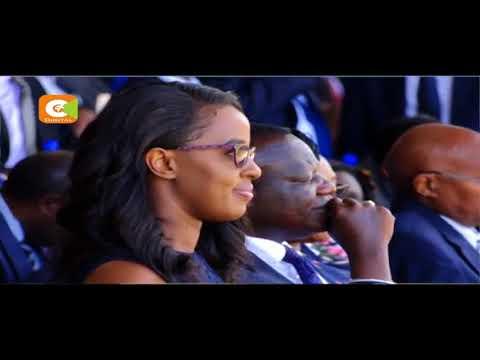 Governor Mutua, Roba sworn into office
