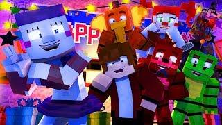 Minecraft FNAF 6 Pizzeria Simulator - BUYING BALLORA! (Minecraft Roleplay)