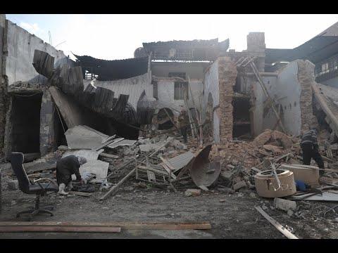 صواريخ محملة بمادة النابالم تستهدف الغوطة الشرقية  - نشر قبل 20 دقيقة