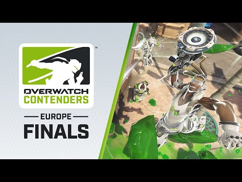 BH vs Falcon - Overwatch Contenders S2 - Map 5