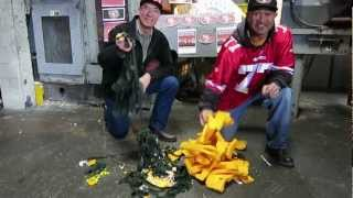 San Francisco 49ers Shred Packer Cheeseheads
