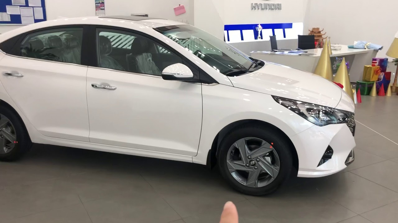 Trải nghiệm thực tế! Hyundai Accent 2021! Ớ, nhiều công nghệ, mà sao thiếu thiếu cái gì?