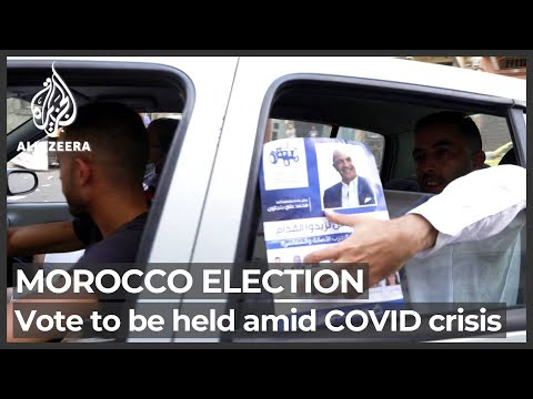 Economy, pandemic overshadow Morocco's election campaigns