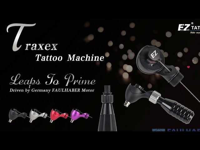 Performance and the features of the Traxex Rotary Tattoo Machine
