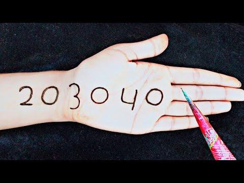 Mind-blowing trick to apply latest beautiful mehndi || henna designs for hand|| arabic mehndi design