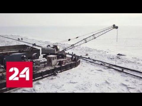 В Иркутской области приостановлено строительство завода по розливу воды из Байкала - Россия 24