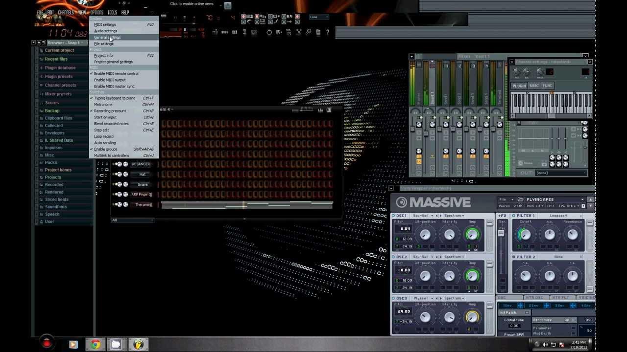 Fl Studio 11 Themes Custom Free Free