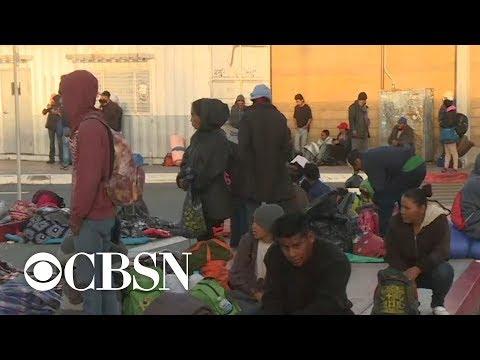 """Tijuana mayor declares """"humanitarian crisis""""; Trump slams court over asylum ruling"""