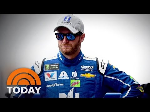 Dale Earnhardt Jr. Announces Retirement Plans, Stunning Social Media | TODAY
