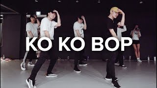 Repeat youtube video Ko Ko Bop - EXO / Kasper X Mihawk Back Choreography