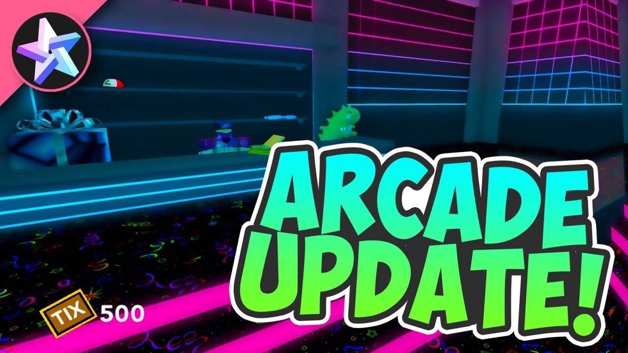 Arcade Update First Look Pokemon Brick Bronze Youtube