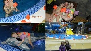 Съездили в аквапарк в Барнауле. Впечатления. Отзыв. Видео как выглядит внутри.(, 2017-03-04T09:56:25.000Z)