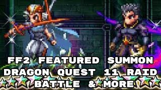 Wild Rose Firion & Dark Knight Leon this Week - FFBE - Final Fantasy Brave Exvius