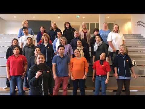 We are the world - renholdstjenesten i Fredrikstad kommune