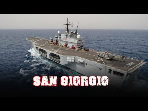 San Giorgio class - The Landing Platform Docks of the Italian Navy