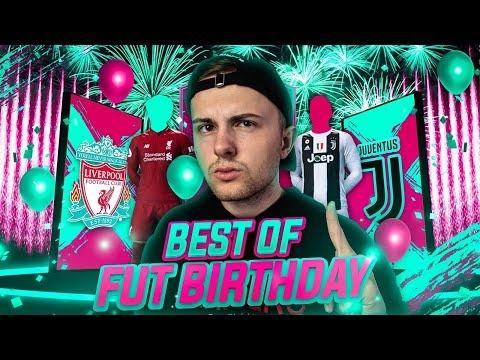 FIFA 19: FUT BIRTHDAY Walkout Party 😱🎉 Best Of PACK OPENING 🔥🔥