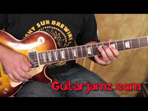 Guitar Soloing Lesson - Minor Concepts - Guitarjamz Theory Lesson
