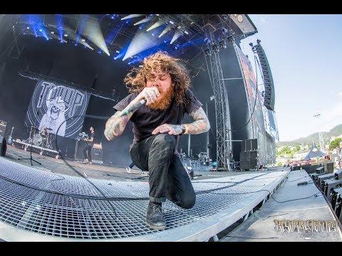The Devil Wears Prada - Mammoth (Live at Resurrection Fest EG 2017)