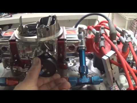 82 Chevy Alternator Wiring Diagram Setting Your Electric Choke For Best Results Youtube