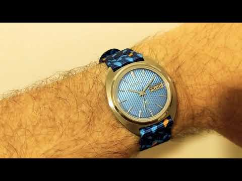The story of Orient's GM watches