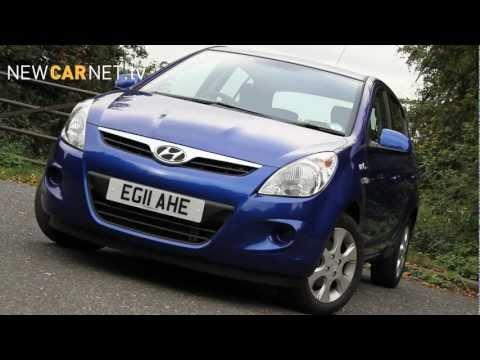 Hyundai i20 Blue : Car Review