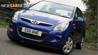 Hyundai i20 Blue 2012 Videos