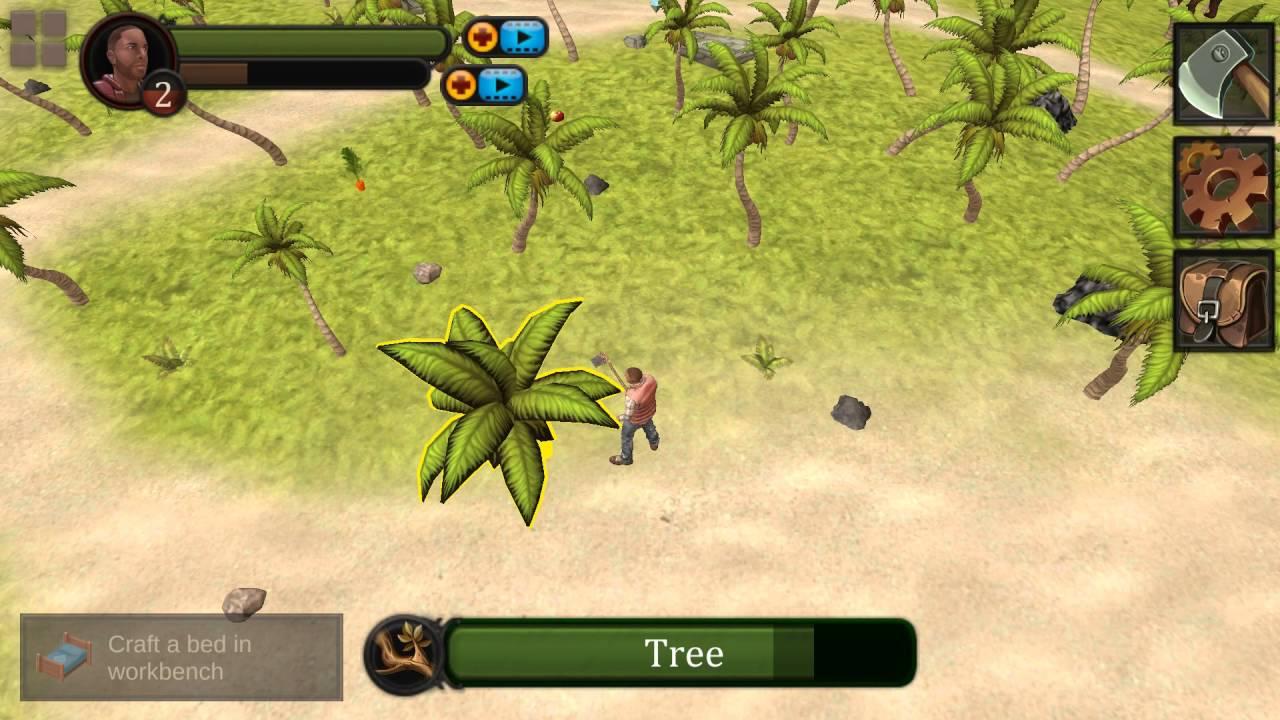 затерянный остров игра на андроид