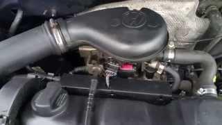 teste de pression maxi de la pompe a essence de ma golf 3 1.8l Moteur ABS 90cv