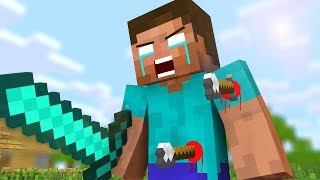 Herobrine Life Lords Mobile Minecraft Animation