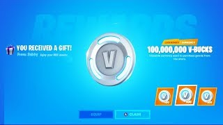 🔴 GIFTING FREE VBUCKS CODES + FREE ITEM SHOP SKINS LIVE IN FORTNITE TO SUBSCRIBERS!