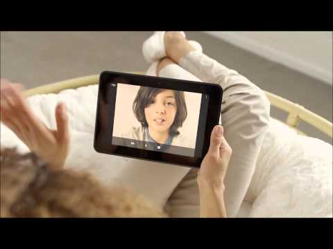 """Amazon Fire HD 8.9"""" Original Commercial Video ( 4G LTE Same Look )"""