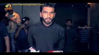 Ranveer Singh Skips Question On Deepika Padukone XXX The Return of Xander Cage Trailer | Mango News