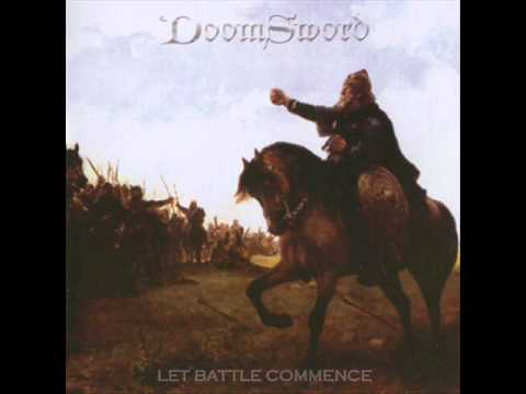 DoomSword - Let Battle Commence (full album) [2003]
