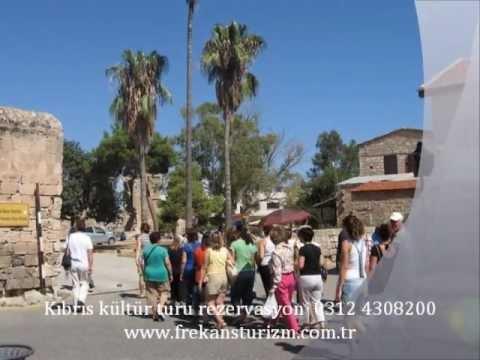 Kıbrıs Turu ' Frekans Turizm ' Ankaradan Kıbrıs Kültür Gezisi