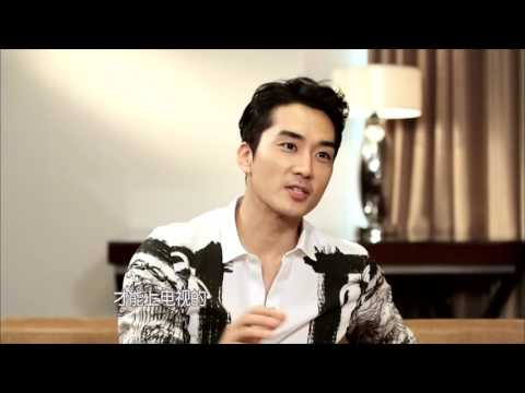 Song Seung Heon interview 140502