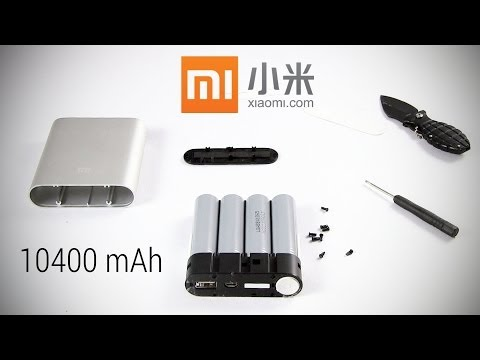 Xiaomi 10400 mAh Power Bank Review - Best in Class!!!
