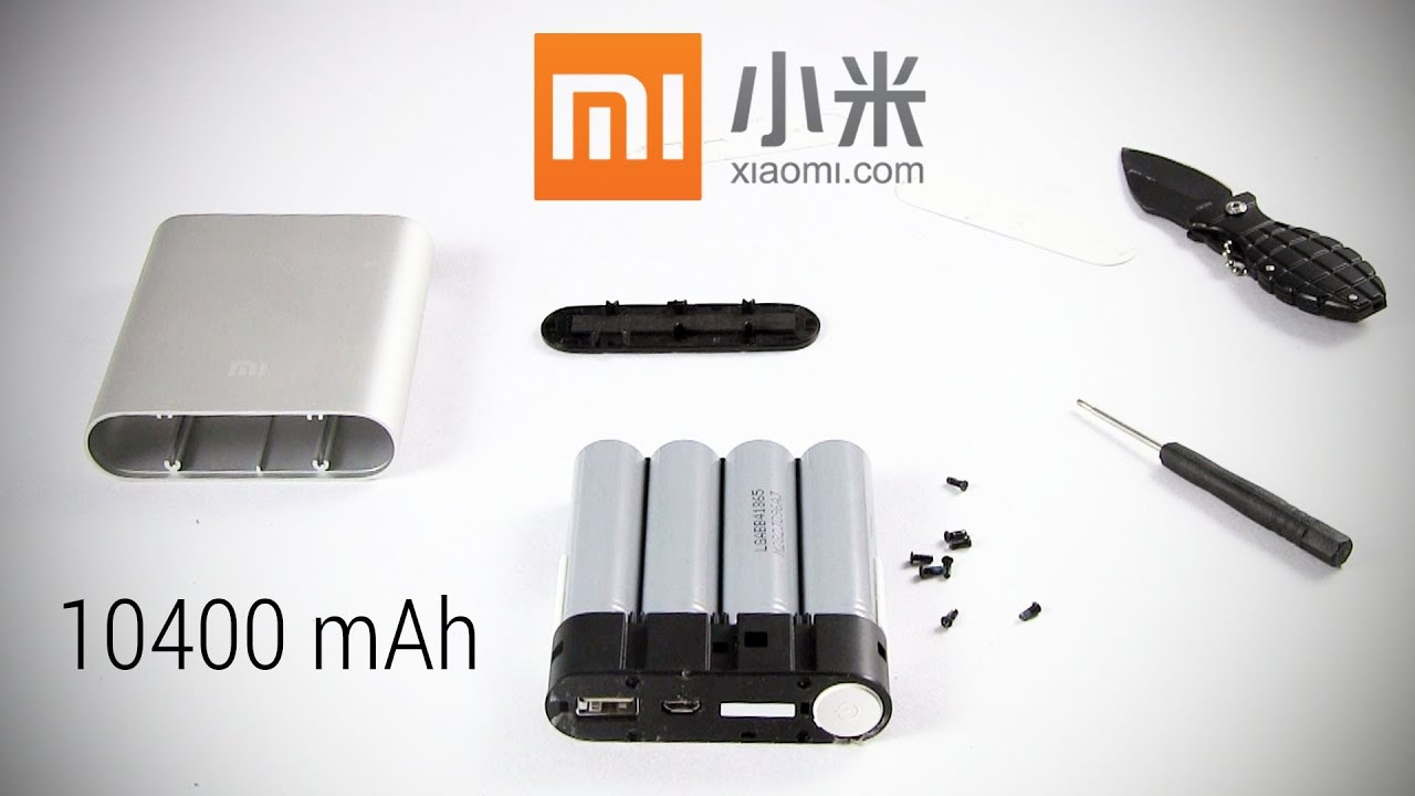 Xiaomi 10400 Mah Power Bank Review Best In Class Youtube Powertronixinductor1jpg