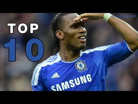 Top 10 - Chelsea transfers of all time