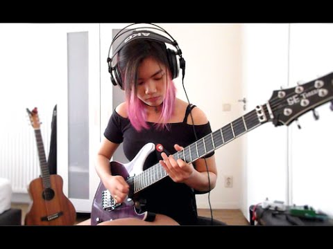 IKAW - rock/metal guitar [cover by EvilAngel Chax]