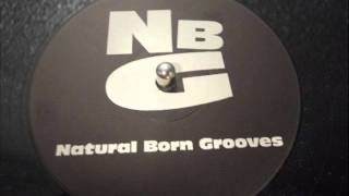 NATURAL BORN GROOVES - FORERUNNER