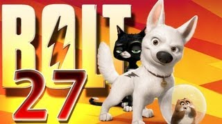 Disney's Bolt Game Walkthrough Part 27 (PS3, X360, Wii, PS2, PC)